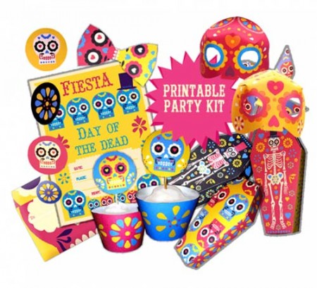 Products happythought activities ideas templates for Day of the dead craft supplies