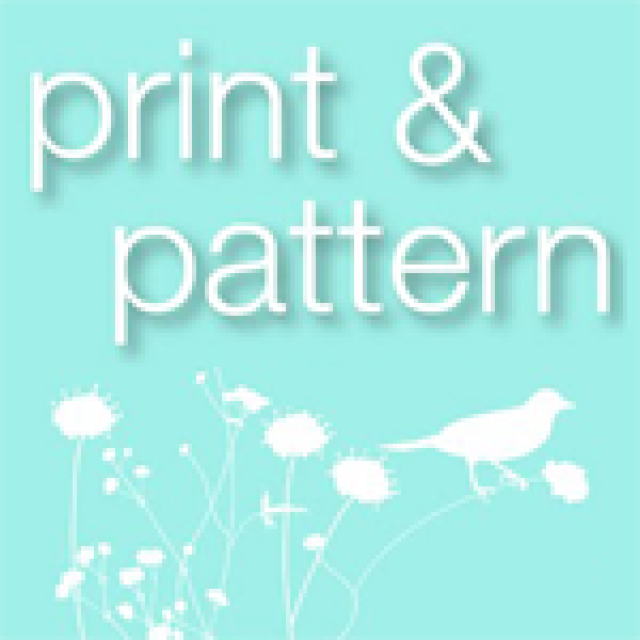 Happythought loves Print & Pattern!