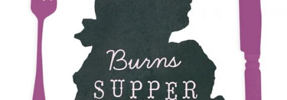 Robert Burns – A Burns Night Supper