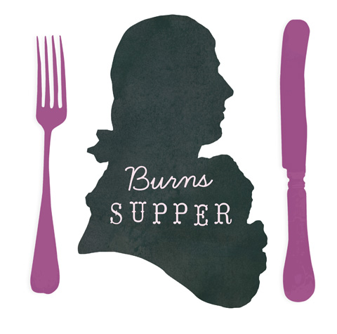 Burns Night Supper Printables Celebrate Scotland S Bard