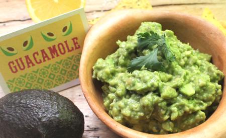 how to make guacamole for Day of the Dead or El Dia de los Muertos!