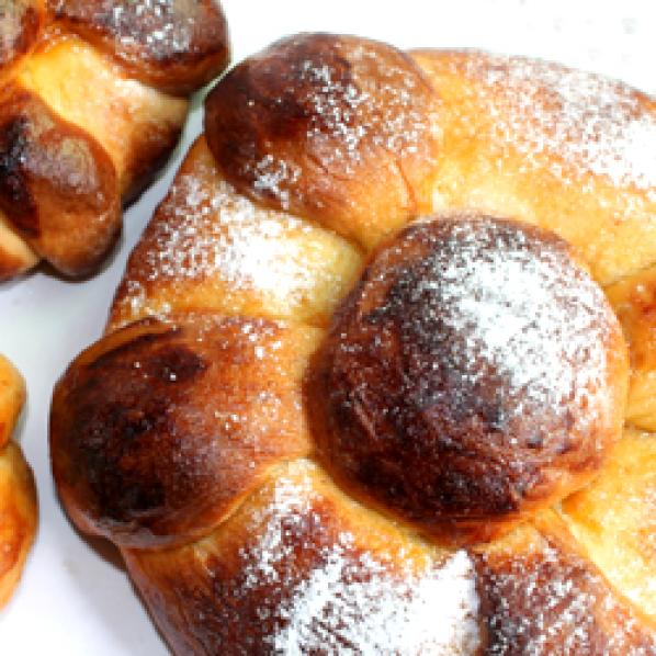 How to make Pan de Muerto