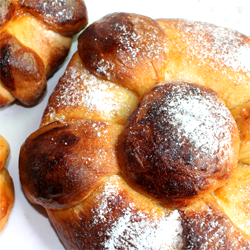 how to make pan de muerto for day of the dead celebrations