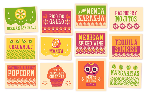 Old Food Tin Labels Craft Download Uk