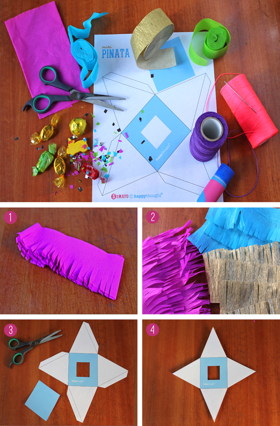 How to make a Pinata video. Free template, easy DIY ...