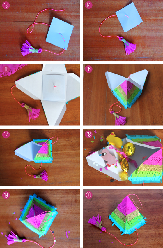 how to make a pinata for cinco de mayo photo instructions