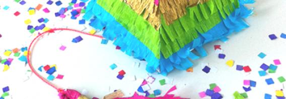 How to make a Piñata video