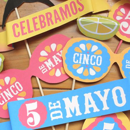 Cinco de Mayo es un festival que se celebra en Puebla, México y también en muchas ciudades de los Estados Unidos.