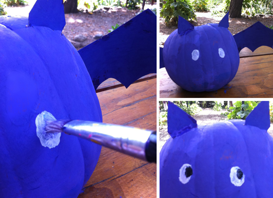 halloween pumpkin bat diy craft and tutorial ideas