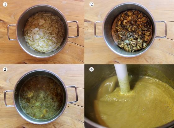 cheap and delicious recipe ideas curry banana soup