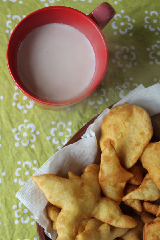 Sopaipillas recipe easy: Pumpkin fritters like they do in mexico kitchen!