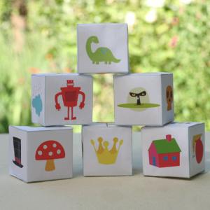Storytelling games - Spark ideas for creativity!