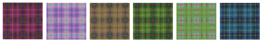 Tartan scrapbooking papers for burns night celebrations