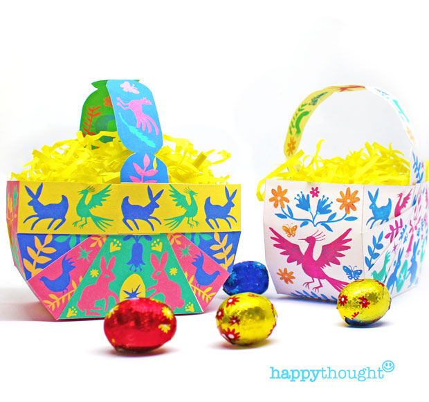New easter basket printable and holiday craft ideas negle Gallery