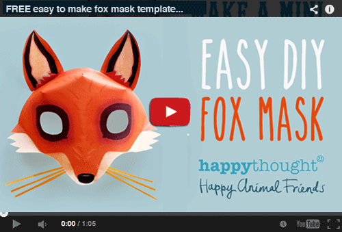 Be A Fox In 5 Minutes