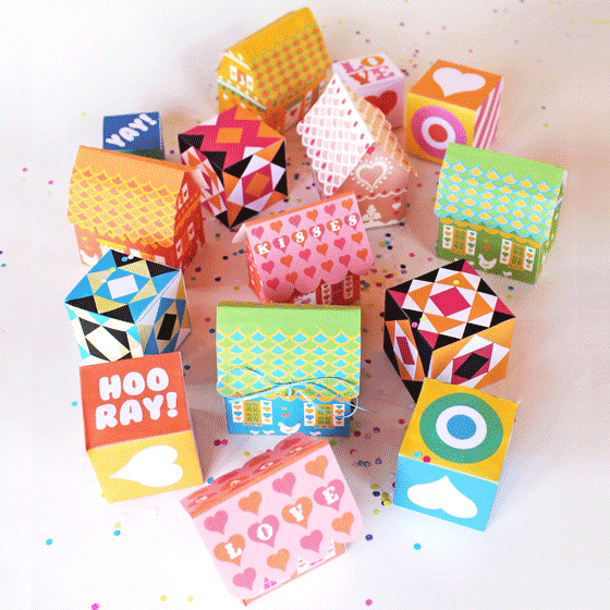 7 easy to make gift boxes at home for that special someone!
