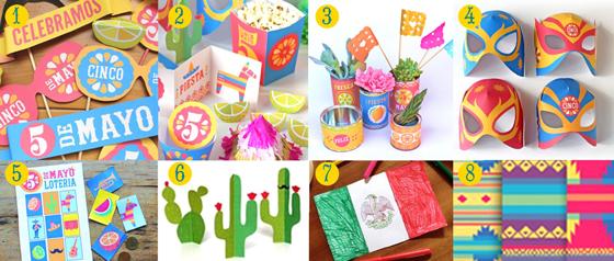 8 Cinco de Mayo party ideas!