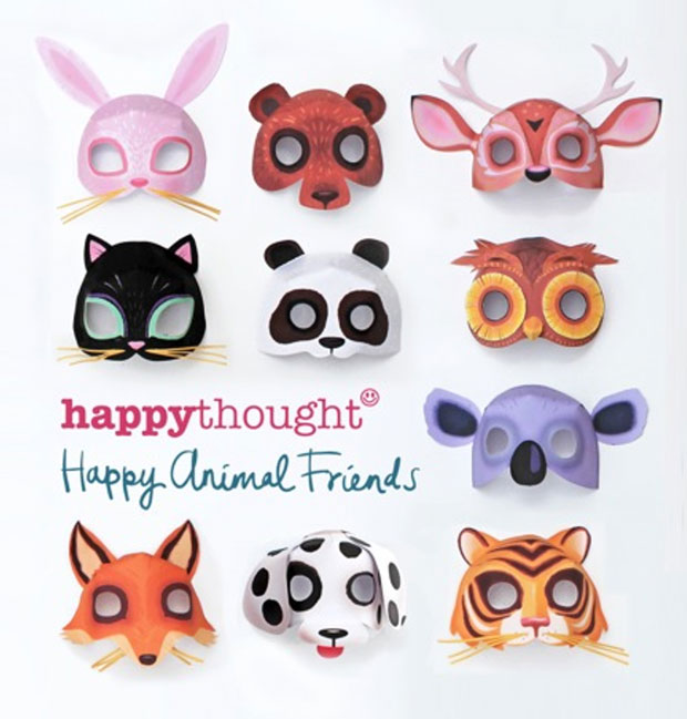 photograph relating to Printable Lion Masks known as 10 printable animal masks