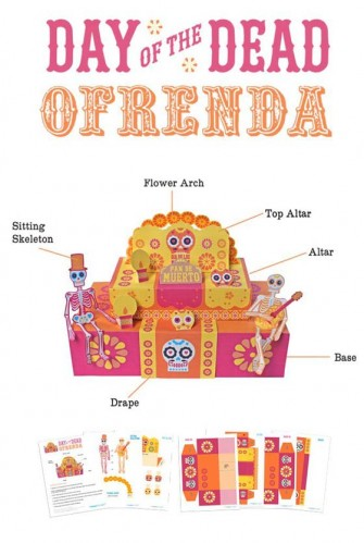 How to make an Ofrenda