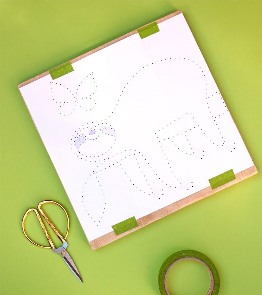 How to make string art - Design your own or make using our printable template