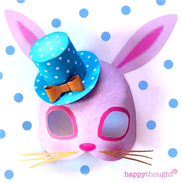 New Easter basket printable and Holiday craft ideas