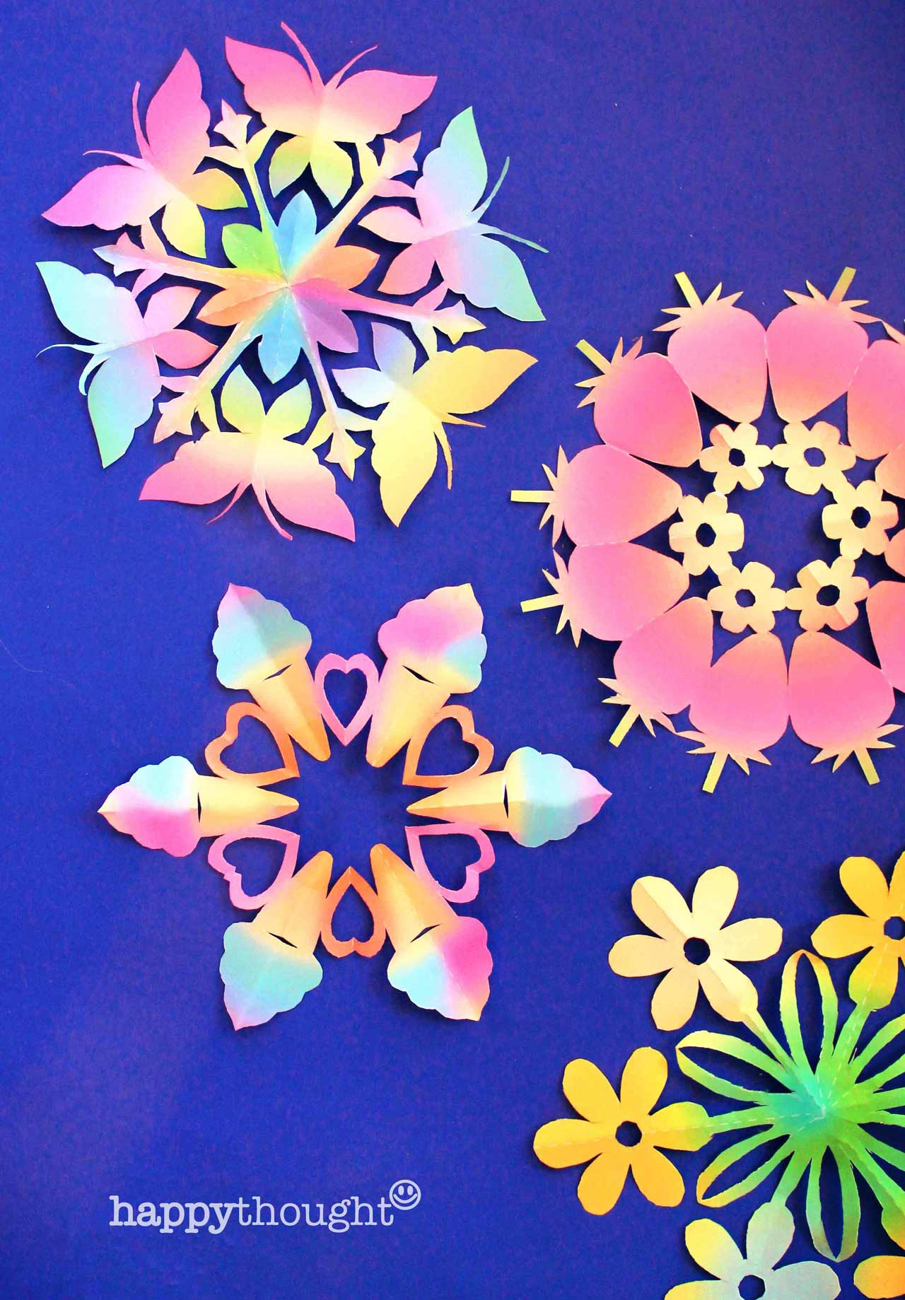 St Valentine day snowflake patterns, templates decorations
