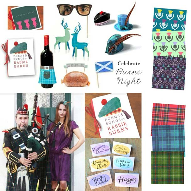 Burns Night Supper ideas. Jan 25th 2016.