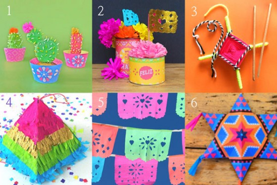 Cinco de Mayo craft ideas!