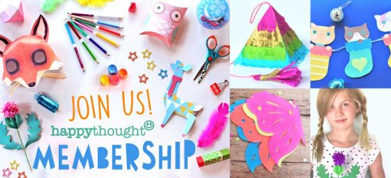 Craft club membership for crafters and teacher parent activities