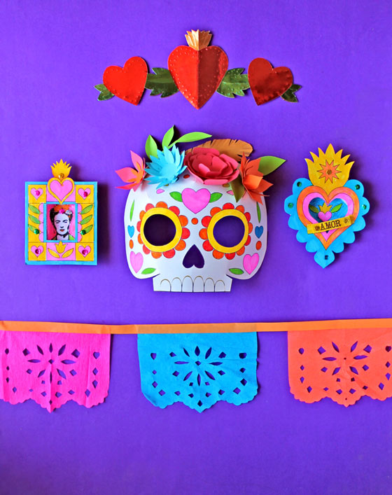 Printables Day Of The Dead Worksheets day of the dead worksheets 10 dia de los muertos activities 4 for class or homeschool