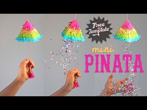 Image Result For Pinata Coloring Page