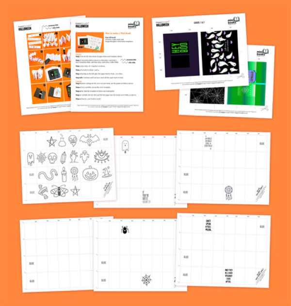mini-books-page-layout- what you get