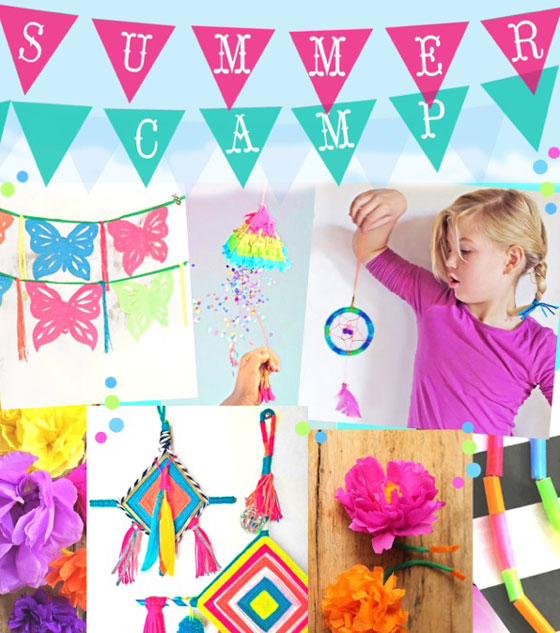 6 fun and easy summer camp craft ideas 2015