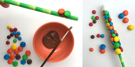 Fool your friends with sweets sticks and cool anti-gravity cakes!